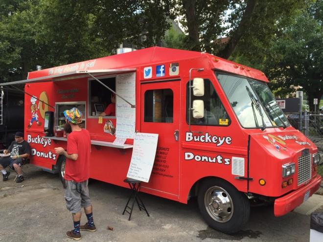 Buckeye Donuts Food Truck Columbus Oh Breakfast With Nick