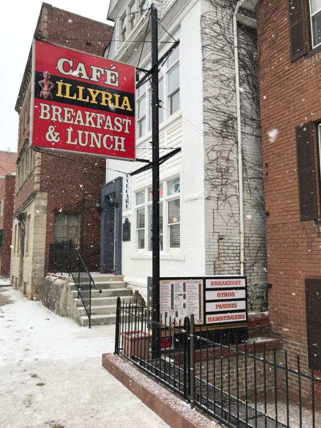 Cafe Illyria