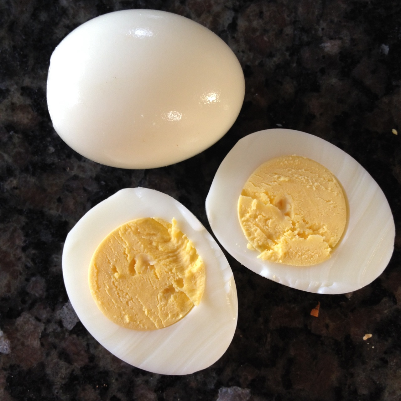 How much to cook eggs